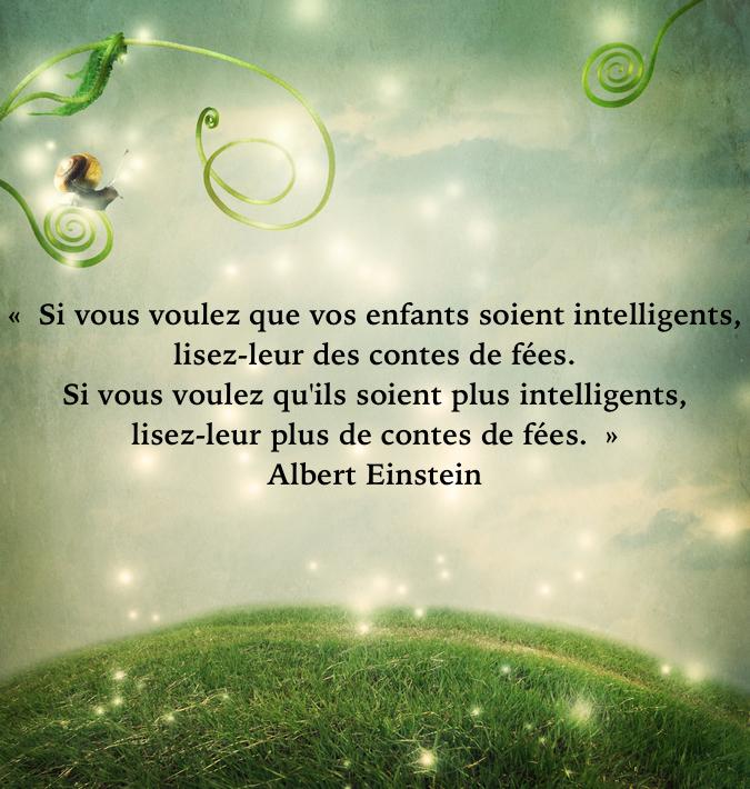 Einstein et les contes de fées