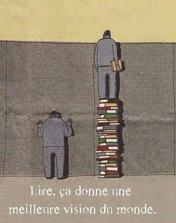 Le pouvoir des livres
