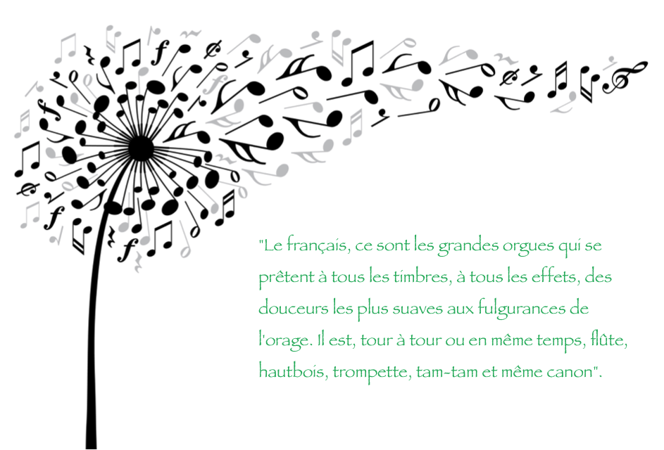 Senghor sur la langue française