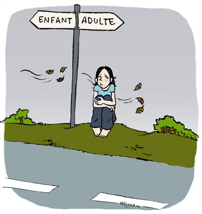 Enfant ou adulte ?