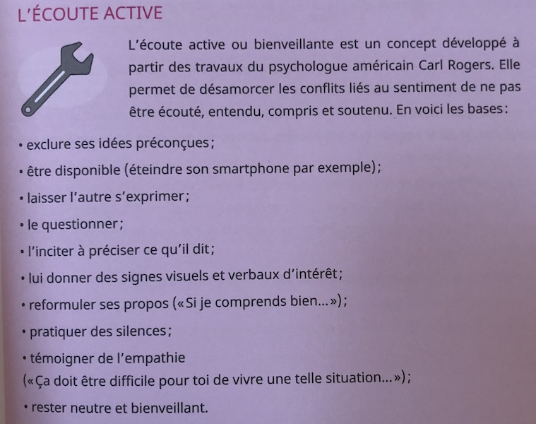 Ecoute active
