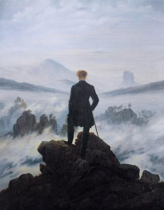 Regarder le monde Friedrich